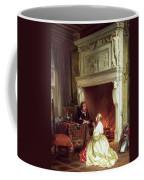 Figures In An Interior  Coffee Mug by Ary Johannes Lamme