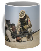 Fijian Contractor Clearing His Barrett Coffee Mug