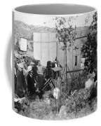 Film: Abraham Lincoln, 1930 Coffee Mug by Granger