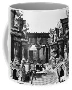 Film Set: Intolerance, 1916 Coffee Mug
