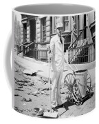 Film Still: Street Cleaner Coffee Mug