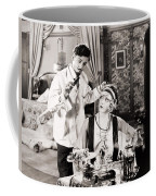 Film: The White Moth, 1924 Coffee Mug by Granger