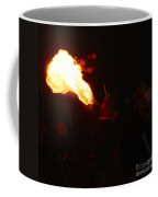 Fire Blower Coffee Mug