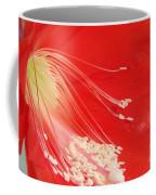 Fire Cactus Coffee Mug