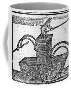 Fire Engine, 1769 Coffee Mug by Granger
