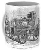 Fire Engine, 1862 Coffee Mug