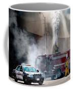 Fire Fight Coffee Mug