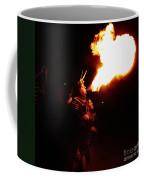 Fire Girl Coffee Mug