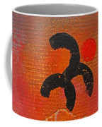 Fire Man Coffee Mug