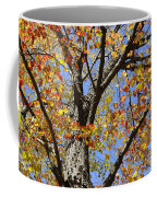 Fire Maple Coffee Mug