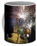 Fire Saints Coffee Mug