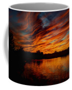 Fire Sky II  Coffee Mug
