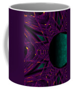 Fire Star - Purple Coffee Mug