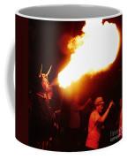 Fire Stroke Coffee Mug