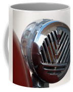Fire Truck Siren Coffee Mug