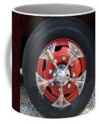 Fire Truck Spinners Coffee Mug
