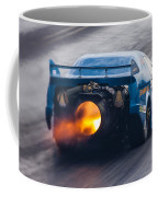 Fireforce Jet Funny Car Coffee Mug