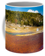 Firehole Lake Coffee Mug