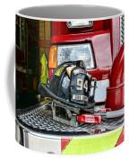 Fireman - Helmet Coffee Mug