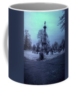 Firemans Monument Infrared Coffee Mug