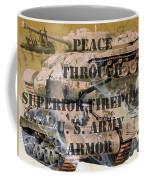 Firepower  Coffee Mug