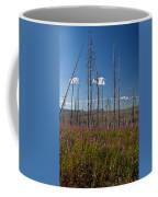 Fireweed  Epilobium Angustifolium Glacier National Park Usa -1 Coffee Mug