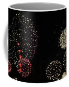 Firework Lifecycle 3 Coffee Mug
