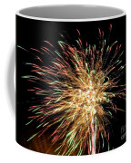 Firework Coffee Mug