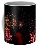Fireworks At Oshkosh Airventure 2012. 01 Coffee Mug