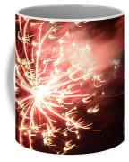 Fireworks In Texas 2 Coffee Mug