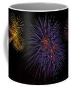 Fireworks Coffee Mug by Joana Kruse