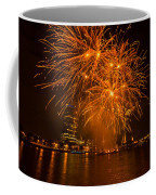 Fireworks London Coffee Mug