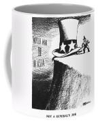 Firing Of Macarthur, 1951 Coffee Mug
