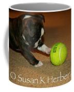 First Ball Coffee Mug
