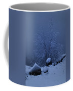 First Light First Snow II Coffee Mug
