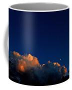 First Quarter-waxing Crescent Moon Coffee Mug