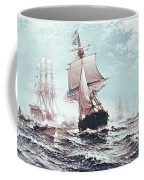 First Recognition Of The Stars And Stripes Coffee Mug