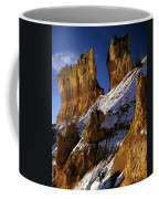 First Snow At Bryce Canyon Coffee Mug