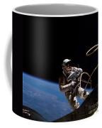 First U.s. Spacewalk Coffee Mug