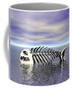 Fish Bones Coffee Mug