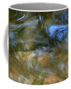 Fish In Rippling Water Coffee Mug