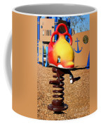 Fish Jumper Coffee Mug
