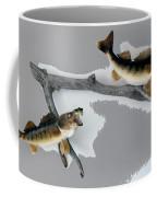 Fish Mount Set 03 C Coffee Mug