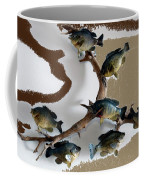 Fish Mount Set 05 C Coffee Mug