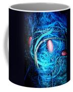 Fish Robe Net   Coffee Mug