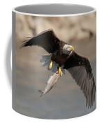 Fish To Go Coffee Mug