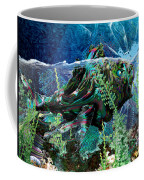 Fish Trouble Coffee Mug