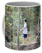 Fishing Beyond The Gristmill Coffee Mug