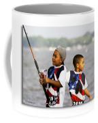 Fishing Brothers Coffee Mug