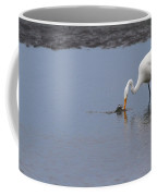 Fishing For A Meal Coffee Mug